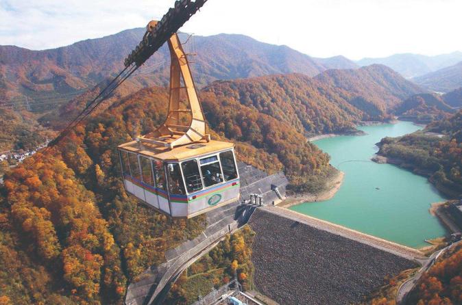 Autumn Leaves: 2-Day Niigata Autumn Tour including Naeba Dragondola and Ropeways