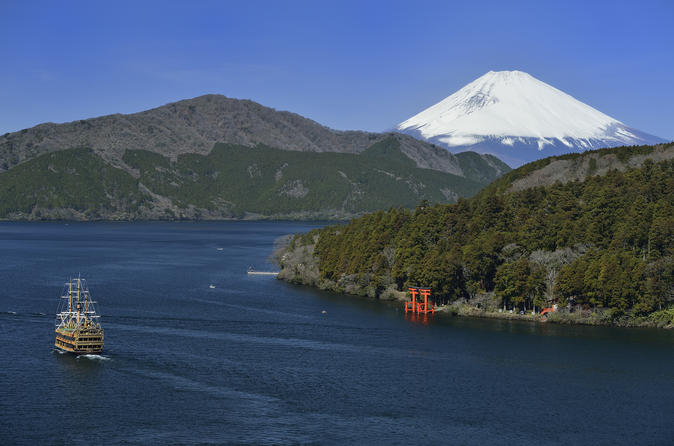 Day Trip from Tokyo: Hakone & Kamakura with Seafood BBQ lunch