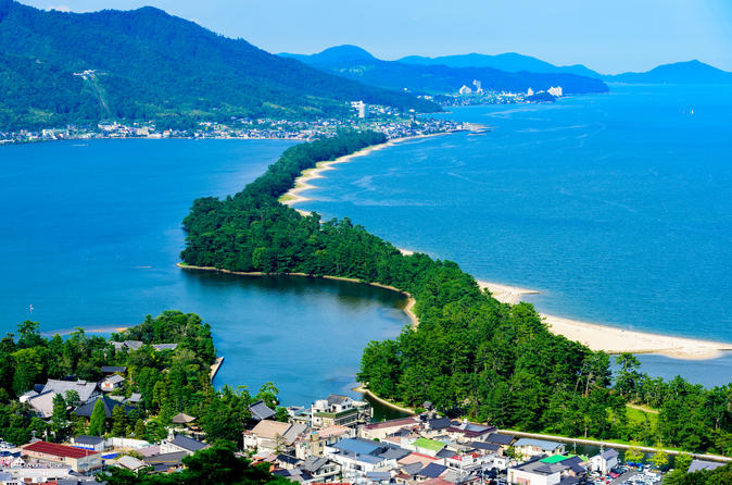 Full-Day Kyoto Tour from Osaka Including Amanohashidate