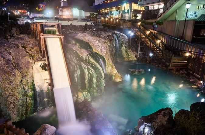 Overnight at Kusatsu Onsen in 5 Star Luxury & Explore Kyu-Karuizawa