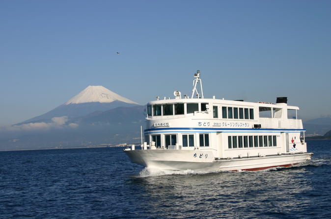 Suruga Bay and Mishima Skywalk Including Strawberry Picking from Tokyo Tour