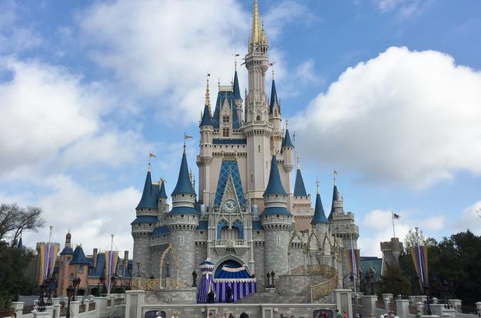 Guia particular no Walt Disney World