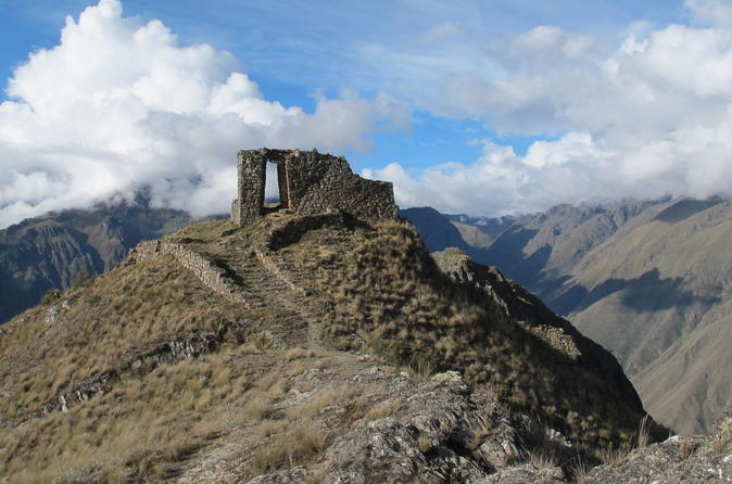 Horseback Riding Tour to Inti Punku from Ollantaytambo