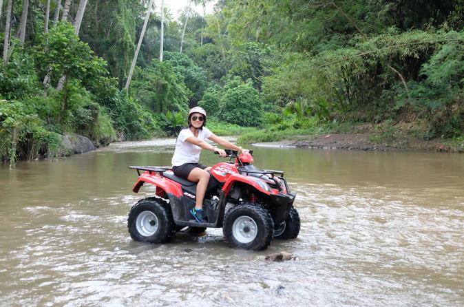 Full-Day Quad Bike Adventure Tour in Bali