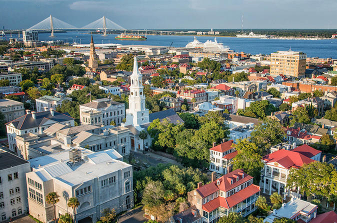 Downtown charleston culinary tour viator for Things to do in charleston nc