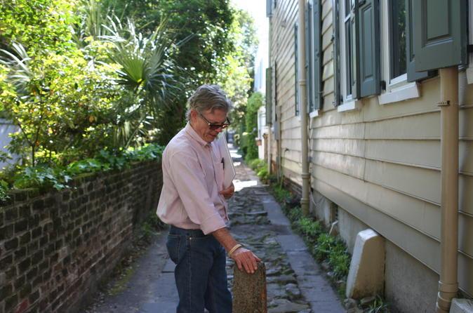 Charleston's Alleys and Hidden Passages