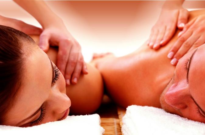 Relaxing Jet Lag Massage Treatment in Athens