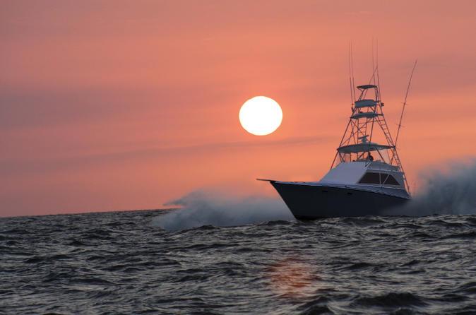 Group Punta Cana Deep-Sea Fishing Charter