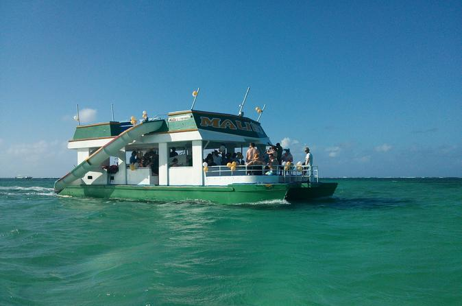 Private Punta Cana Booze Cruise