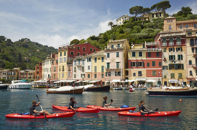 Kayak tour in portofino in portofino 224567