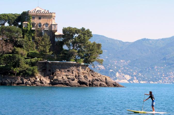 Sup tour to portofino in portofino 224554