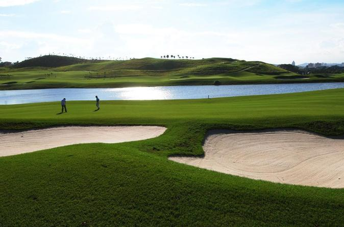 Golf And Adventure In Angkor From Siem Reap