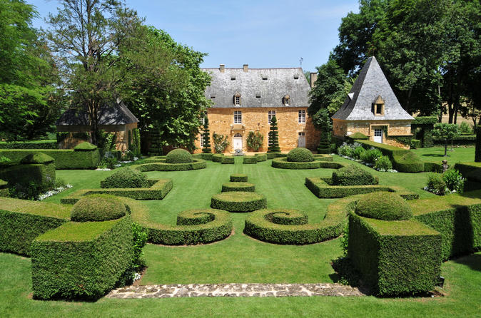 Eyrignac manor gardens group tour in sarlat la can da 259551