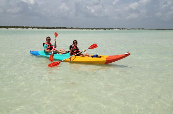 Kayaking tour through the mangroves in isla holbox in holbox 265362