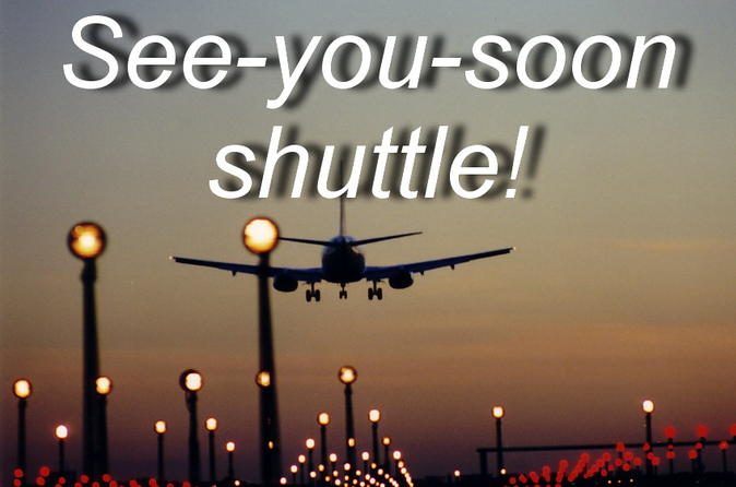 Barcelona Airport Shuttle Transfer: Departure