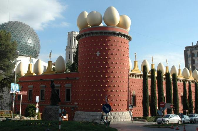 Museo Dali Barcelona.Day Trip To Girona And Dali Museum From Barcelona In Spain Europe