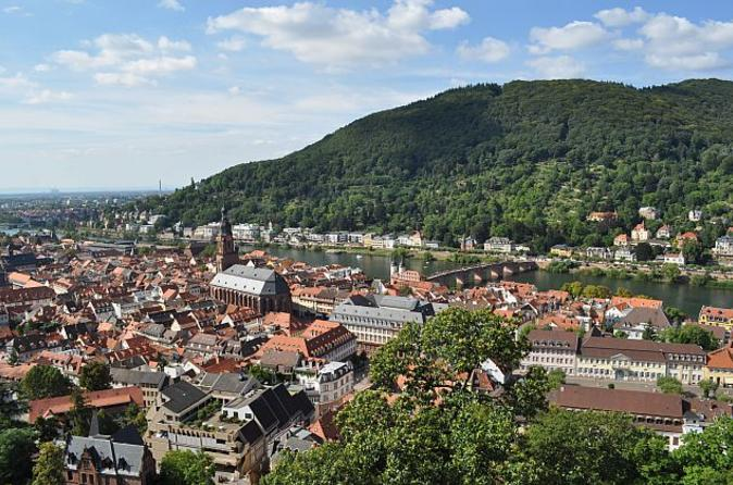 Overnight Heidelberg Experience: Private Tour, Heidelberg Castle and HeidelbergCard