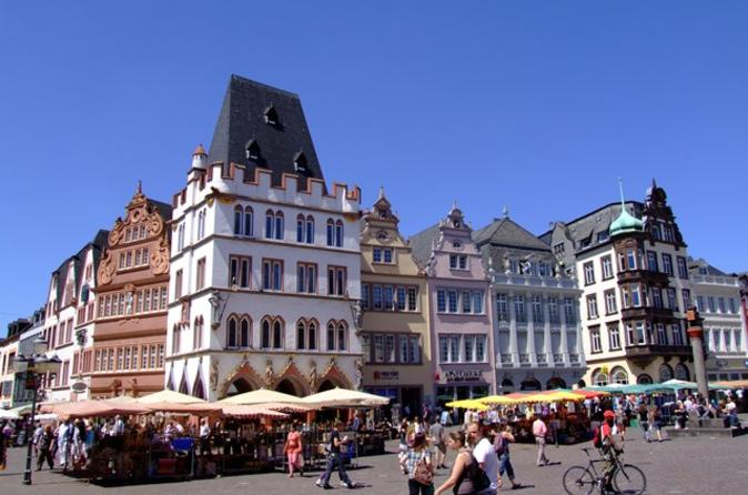 Overnight trier experience including city tour wine tasting and hop in trier 197661