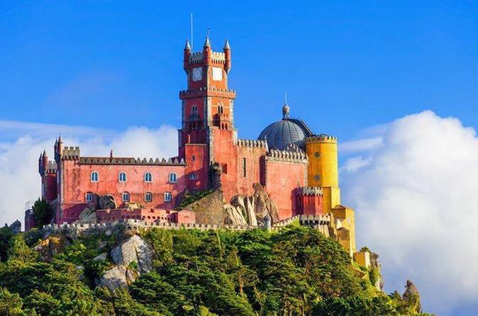 Excursão de dia inteiro privada de Sintra e Cascais