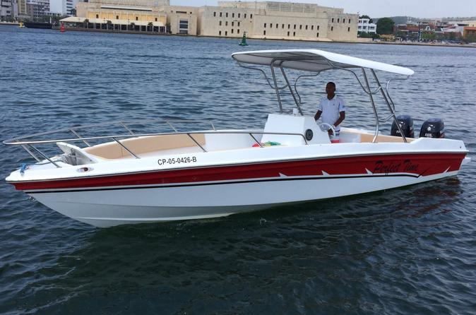 Island Hopping in Style 28ft