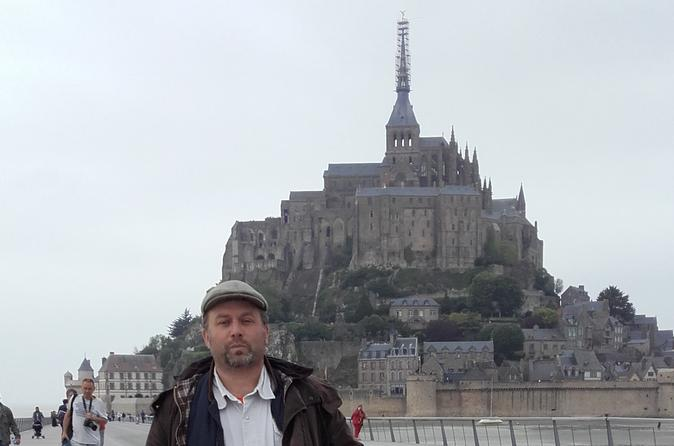 Private Tour: Full Day Tour Of Mont Saint-Michel From Le Havre