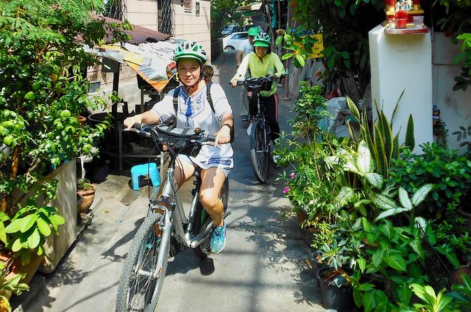 2 Hour Siam Sabai City Bike Tour of Bangkok