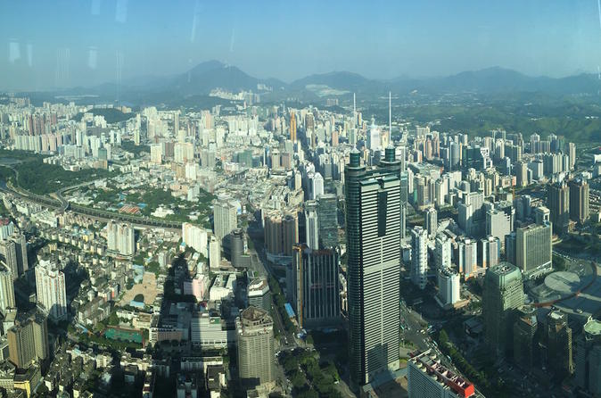 Private Full-Day Tour of Shenzhen from Hong Kong