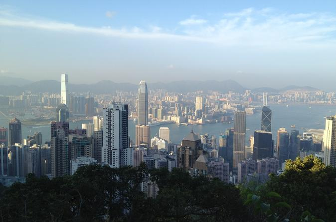 Private Tour: Customised 4-Hour Hong Kong City Tour