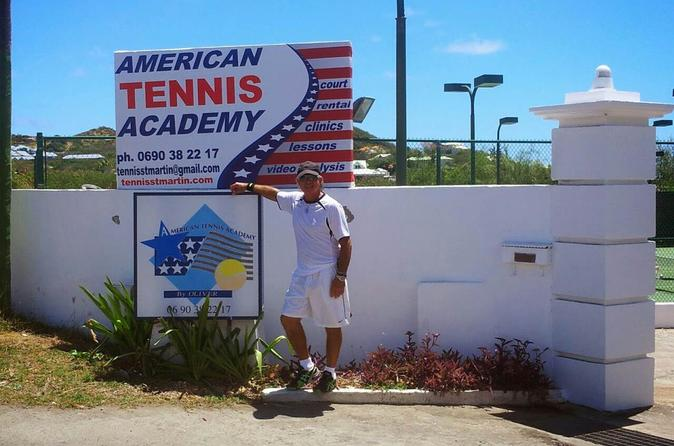 St Martin Tennis Court Rental
