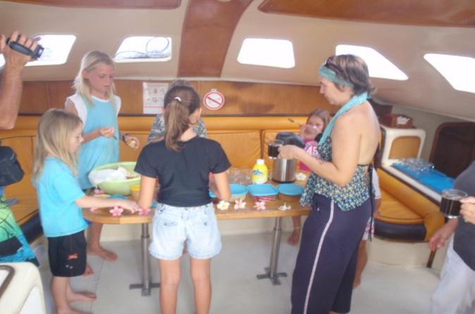 Dolphin Catamaran Cruise Experience in Mauritius
