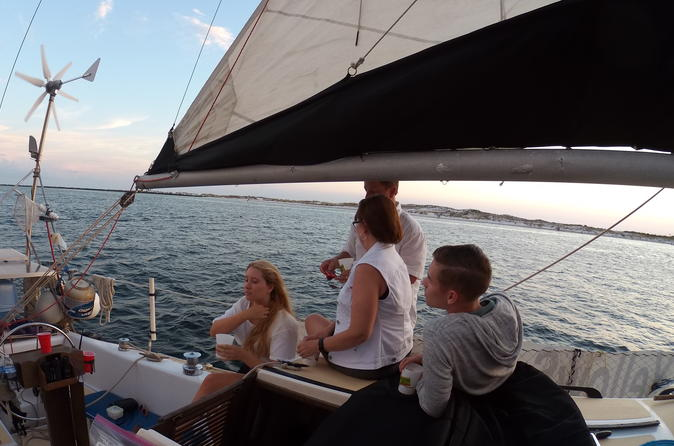 Sunset sail in destin in destin 268235