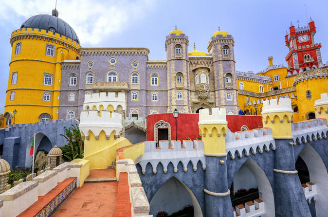 Half-Day Small-Group Sintra Tour from Lisbon