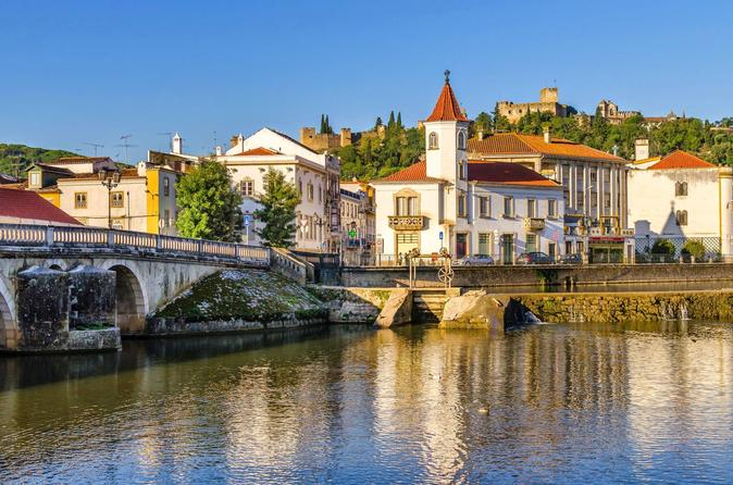 Private Tomar and Coimbra Full Day Tour from Lisbon