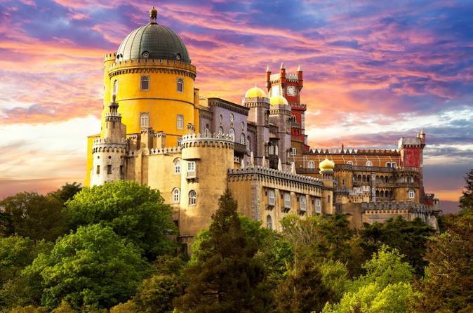 Private Tour: Sintra, Cascais, Estoril and Cabo da Roca from Lisbon
