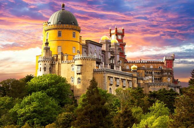 Sintra, Cascais, Estoril and Cabo da Roca Small-Group Day Trip from Lisbon