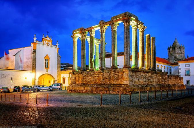 Évora em um dia saindo de Lisboa com degustação de vinhos