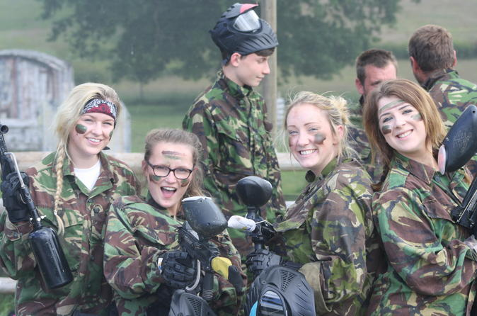 Paintballing in herefordshire in hereford 224152