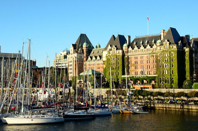 Private Tour: Vancouver to Victoria Island