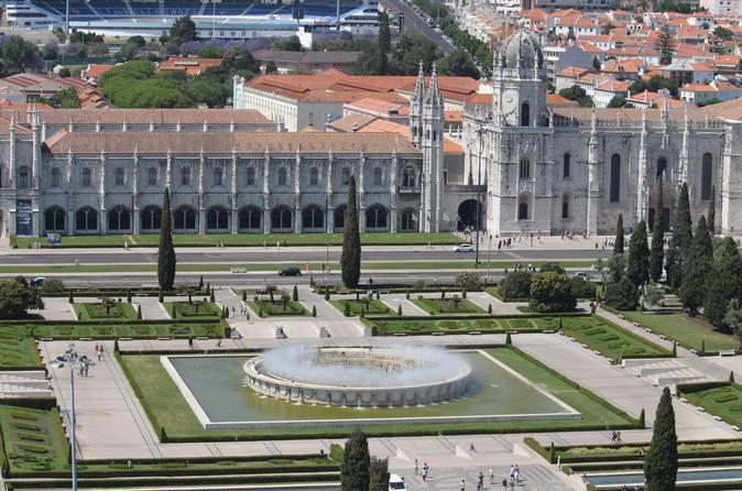 Belém West of Lisbon 3-Hour Electric Bike Tour