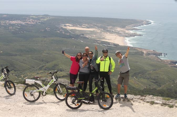 Sintra and Cascais From Lisbon 6 Hour Electric Bike Tour