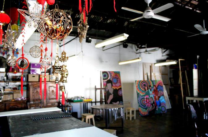 Art Studio Tour in London
