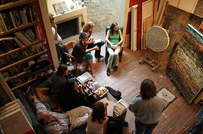 Emerging Artist Art Buying Tour in London
