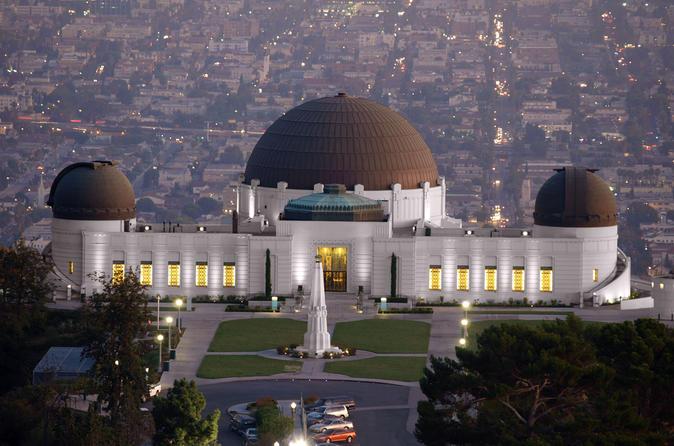 Grande excursão por Los Angeles