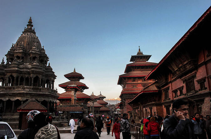 Temples and Stupas Tour in Kathmandu Valley