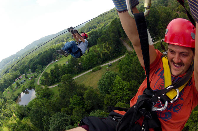 New River Gorge Zip Lining