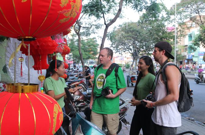 Half day private scooter tour including light meal in ho chi minh city 452528
