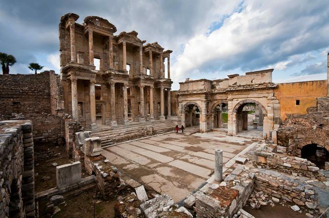 Kusadasi Day Trip to Ephesus Including Lunch