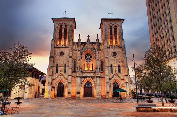 Half Day San Antonio Morning Grand Historic Tour