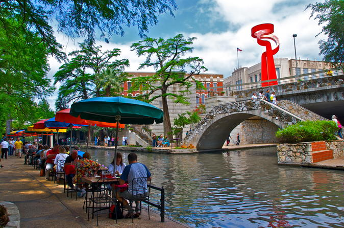 San Antonio: The Grand Historic City Tour