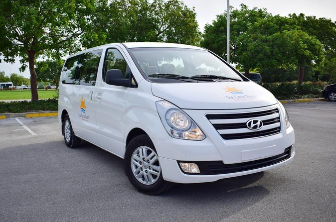 Punta Cana or Bavaro Hotel to or from Airport Private Transfer